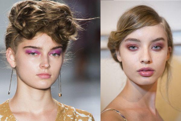 Sfilate primavera estate 2018: i trend beauty da New York