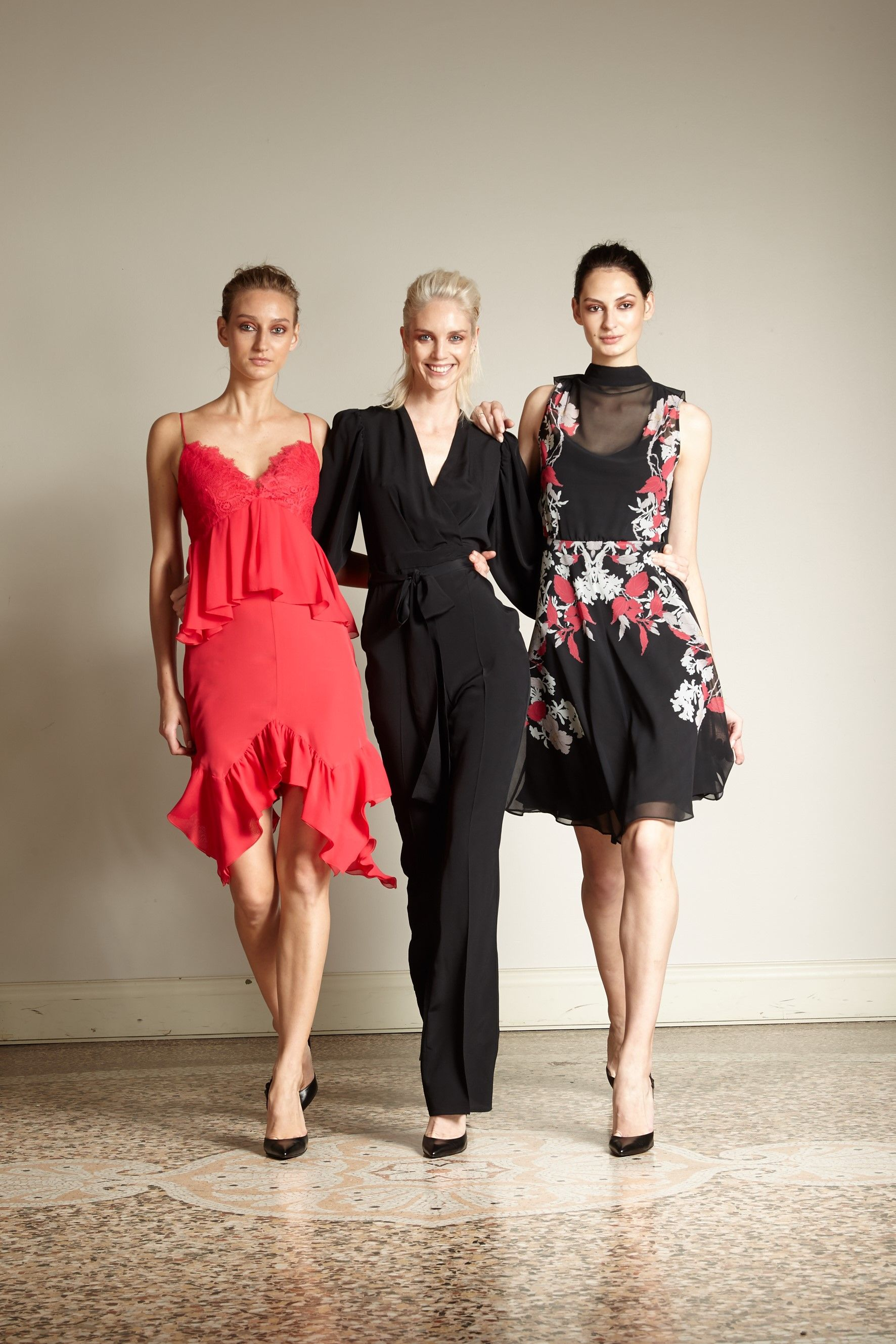 Novità moda Milano Moda donna Motivi e Francesco Scognamiglio