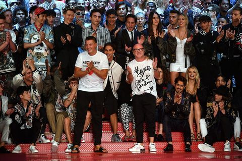 Milano moda donna novità Dolce & Gabbana