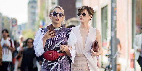Eyewear, Street fashion, Sunglasses, Fashion, Shoulder, Beauty, Outerwear, Glasses, Blazer, Lip,