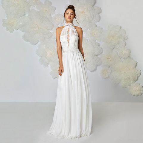 Vestiti Da Sposa 2018 Immagini.Vestiti Da Sposa 46 Idee Moda 2018