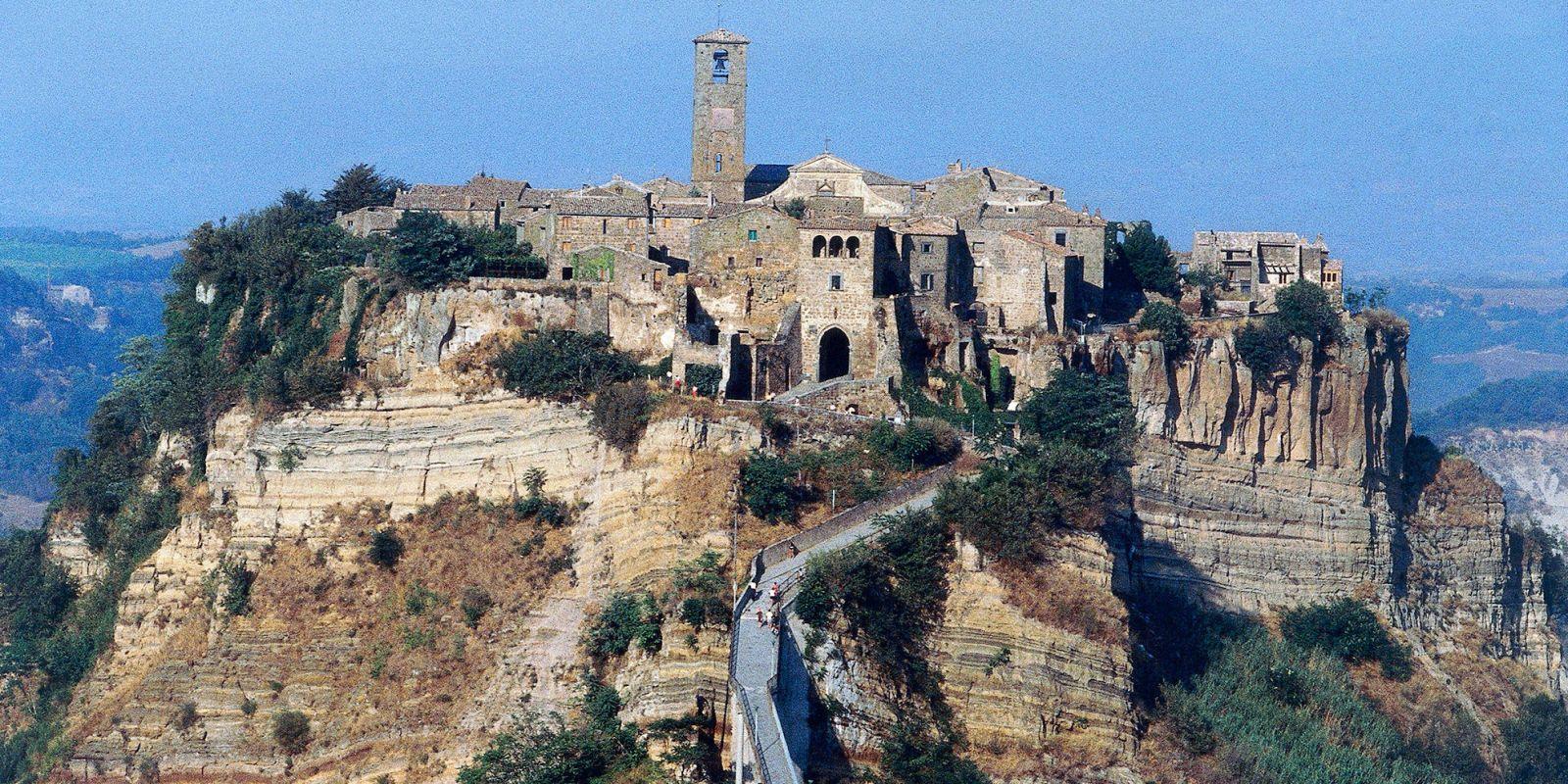Civita Rinato Borgo Bagnoregio10 Curiosità Di Sul QxrCdhtsB