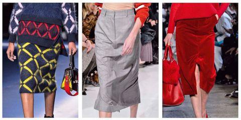 more photos 27f3f 8e88f Gonna longuette, mon amour! Come indossarla secondo la moda ...