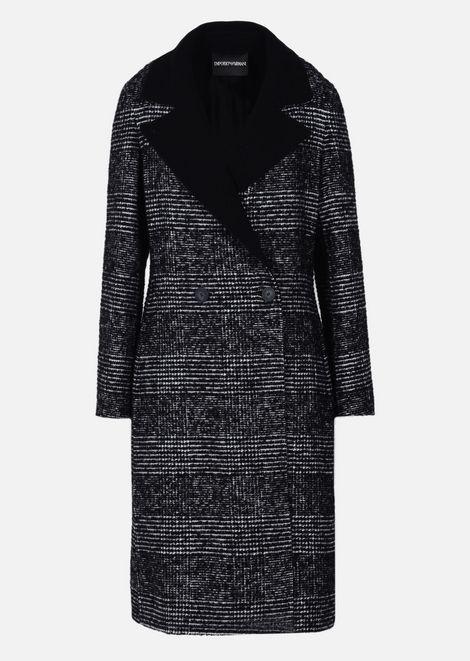 cappotti donna autunno inverno 2017-2018 Armani
