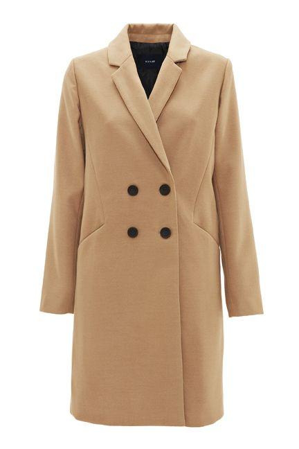 firenze cappotto donna cammello