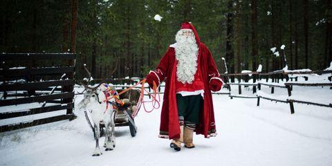 Dove Si Trova Ora Babbo Natale.Villaggio Di Babbo Natale In Lapponia Tutte Le Info