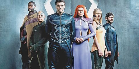 Serie tv autunno 2017 Marvel's Inhumans