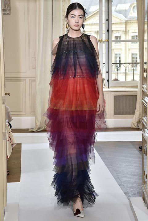 Abiti da sera haute couture 2018 Schiaparelli