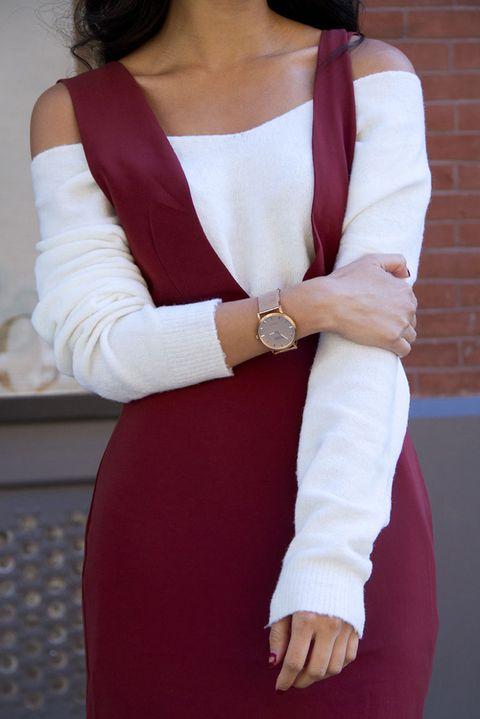Il maglioncino di cotone, salvavita dell'autunno: 10 abbinamenti da copiare