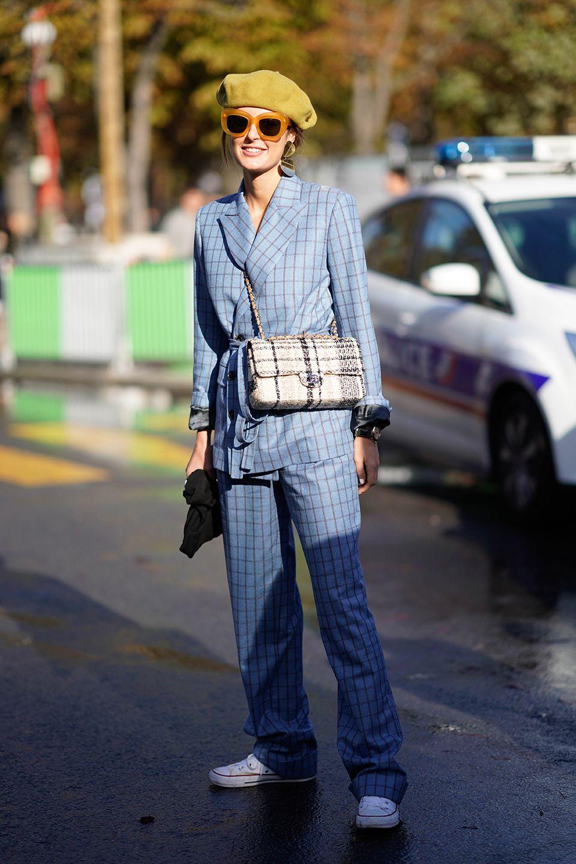 Come indossare il tartan, tendenze inverno