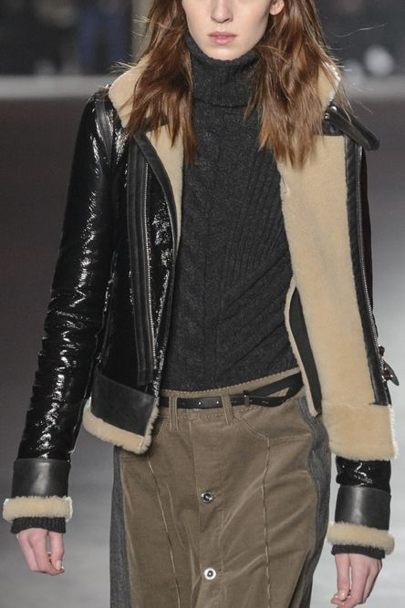 chiodo-pelle-nero-outfit-invernali-Diesel