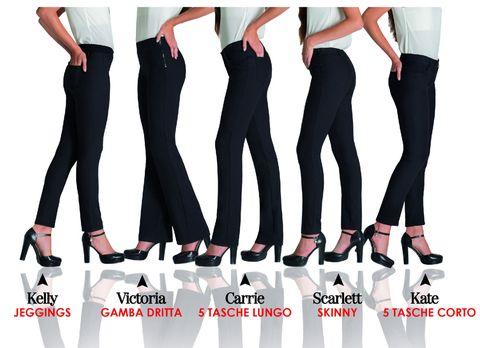 moda donna 2018 novità jeans Camomilla