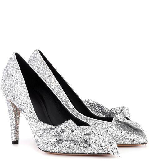 scarpe sposa 2018 glitter di isabel marant