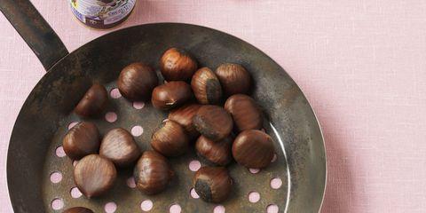 Food, Chestnut, Macadamia, Nut, Hazelnut, Cuisine, Dish, Ingredient, Nuts & seeds, Produce,
