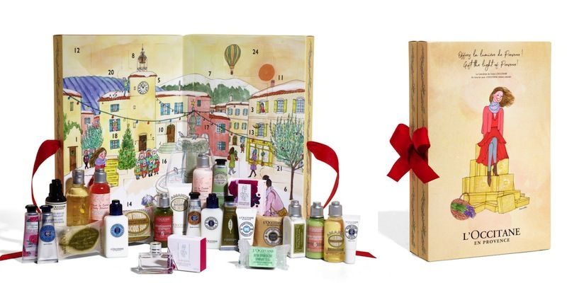 Calendario dell'Avvento: i beauty calendar Natale 2017