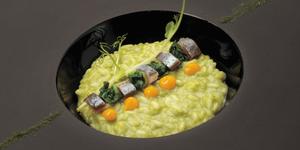Risotto ricetta Claudio Sadler