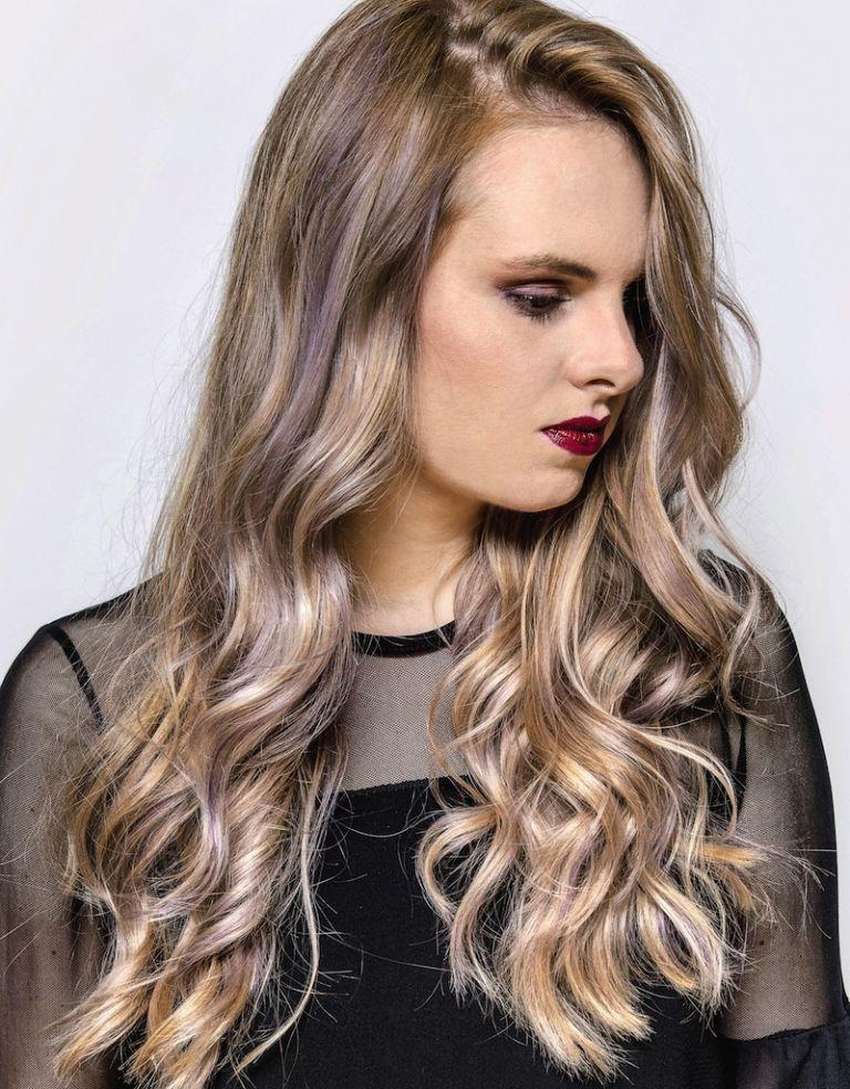 Tinta capelli biondo argento