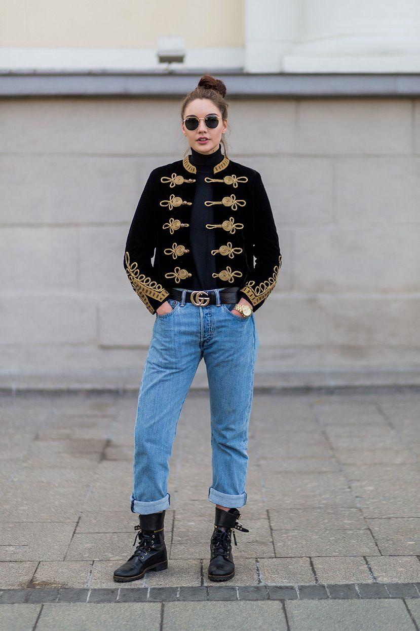 Gli anfibi quest'inverno indossali così per essere trendy e femminile