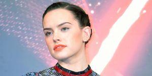 Daisy Ridley Star Wars: gli ultimi jedi