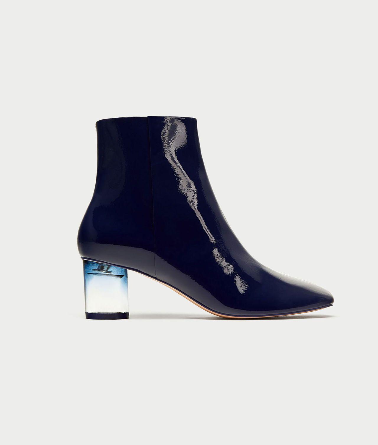 Gli stivaletti low cost di Zara per l'inverno 2018 in 5