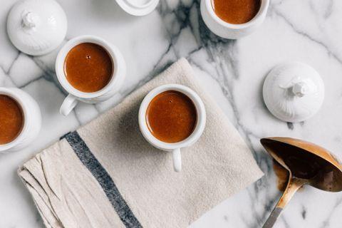 Non è inverno senza cioccolata calda e densa fatta in casa. Mmmm