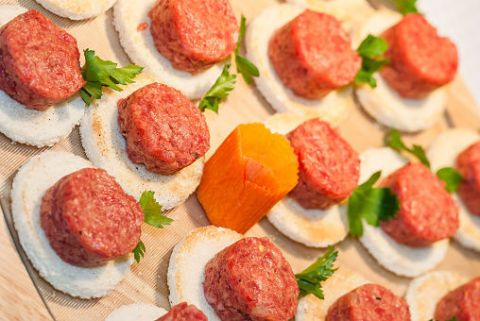Dish, Food, Cuisine, Ingredient, Meat, Produce, appetizer, Recipe, Finger food, Cotechino modena,