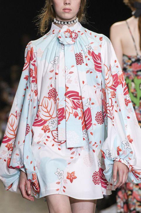 vestiti floreali estate 2018