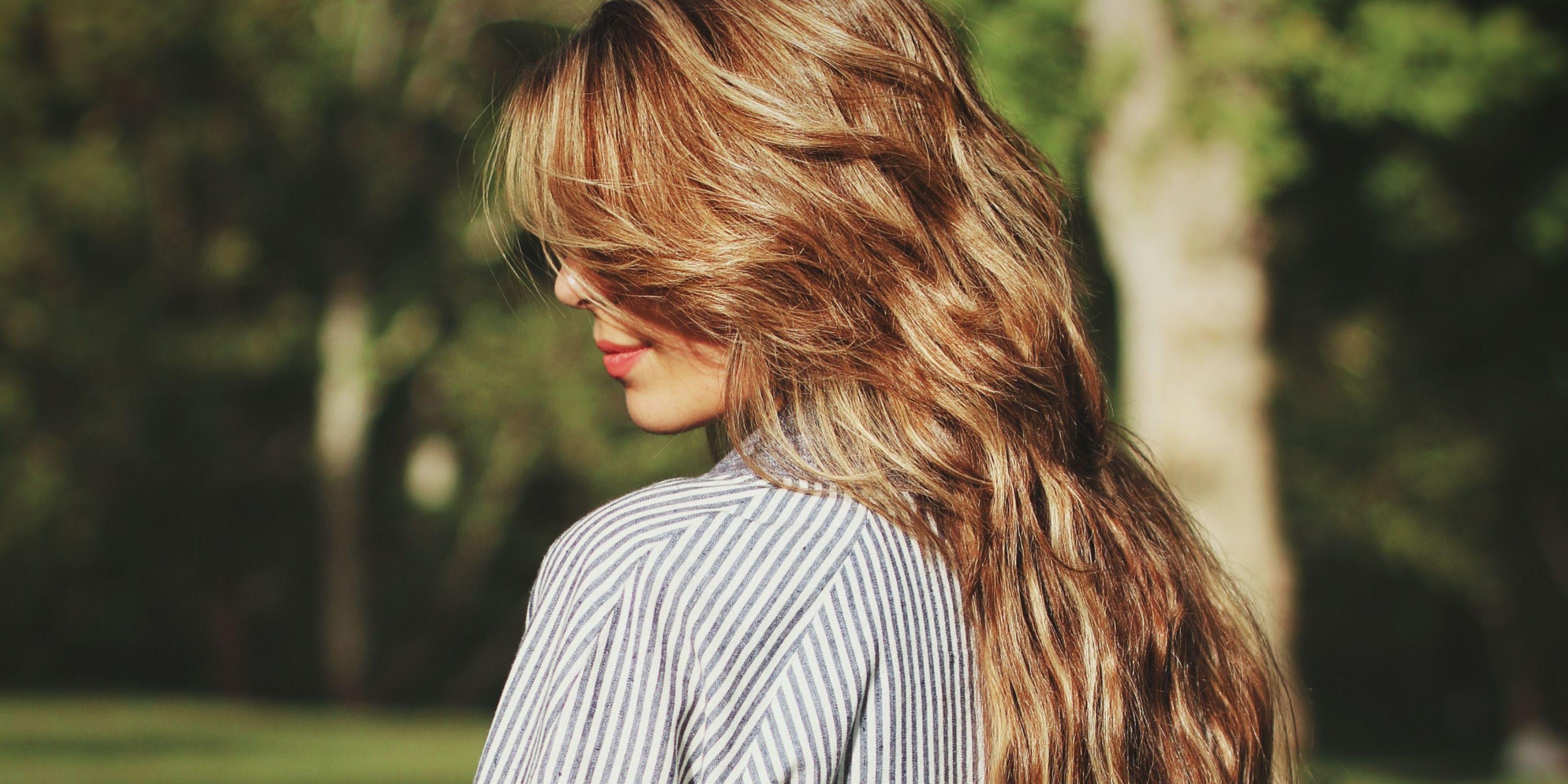 Non taglio i capelli da 6 anni