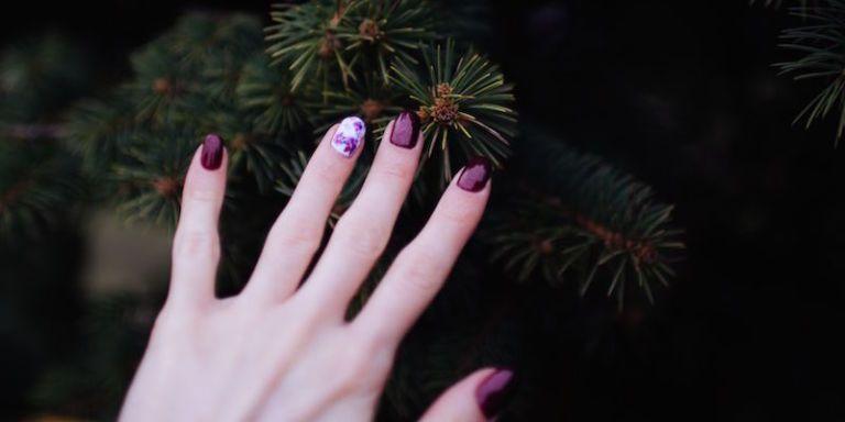 abbastanza Unghie natalizie superlative! 20 nail art gel per le feste DM41