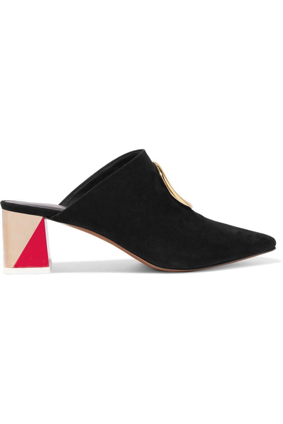 scarpe col tacco comode moda 2018 come le mule  di Noes