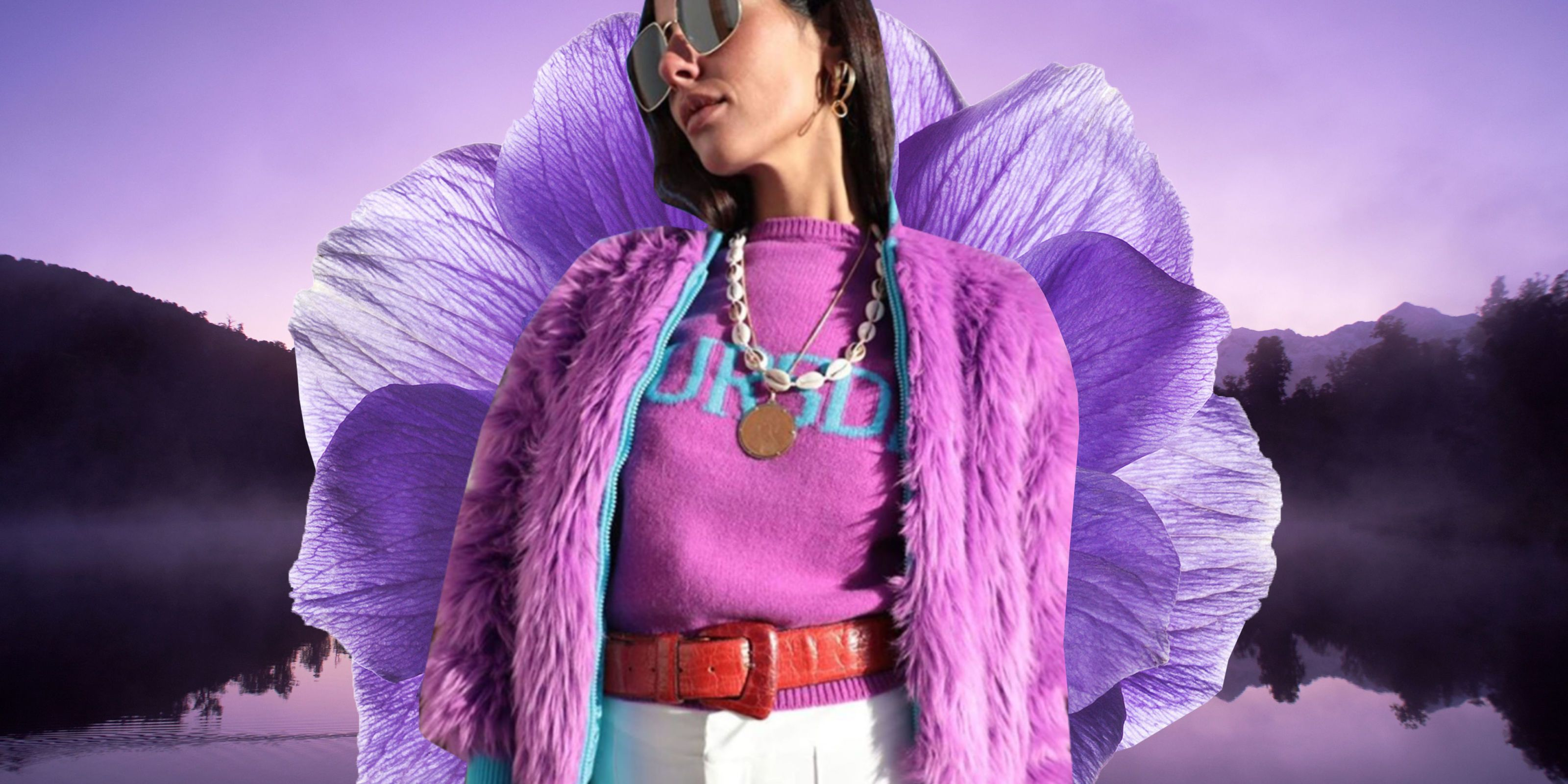 Violet Ultra È Versione Inno Ferretti Il Maglione Di Alberta Un Al stQrdCxhB