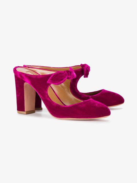 scarpe col tacco comode moda 2018 come il sbatto di aquazzura
