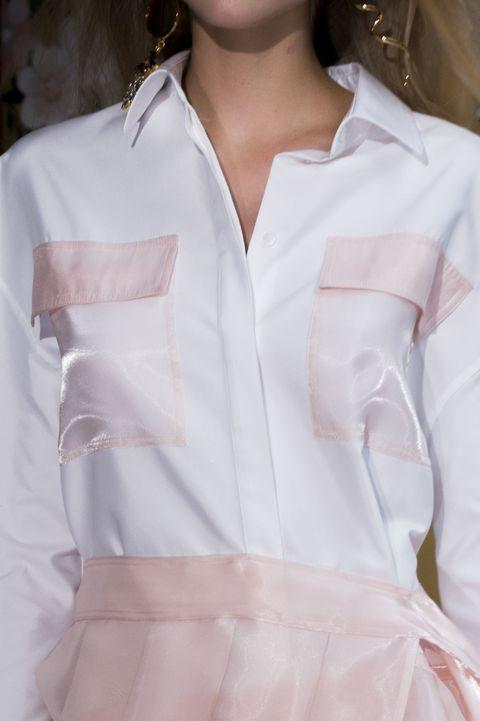 camicia bianca estate 2018