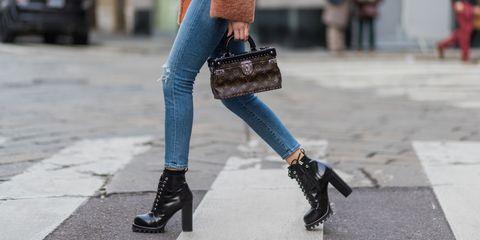 buy online 54a6b 4e33c Scarpe stringate con tacco: 7 modelli di francesine mon amour