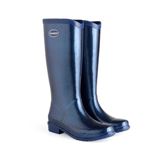 stivali da pioggia di gomma più chic