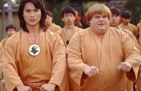 Christian Bale si è addestrato guardando Mai dire ninja