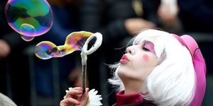 Il carnevale in Italia è una festa magica