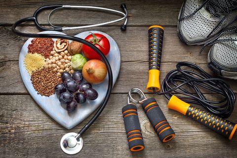 Dieta Dash Menu Del Regime Alimentare Contro L Ipertensione