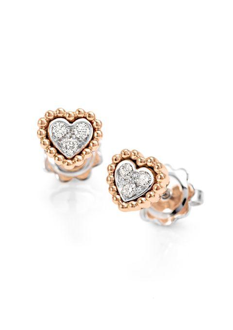 gioielli san Valentino come gli orecchini visconti