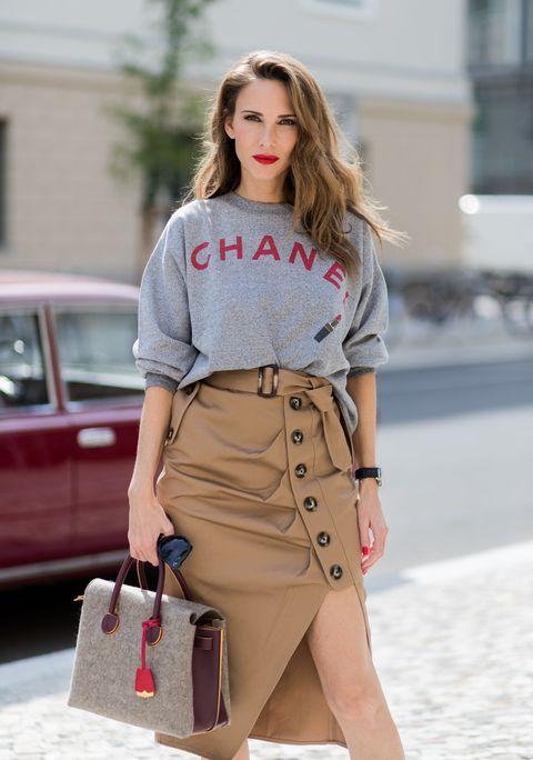 colore moda cammello outfit