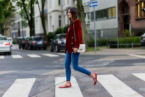 jeans skinny quali scarpe indossare