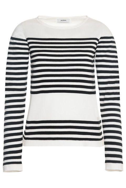 come-indossare-righe-moda-primavera-estate-2018-maglia-girocollo-alpha-studio