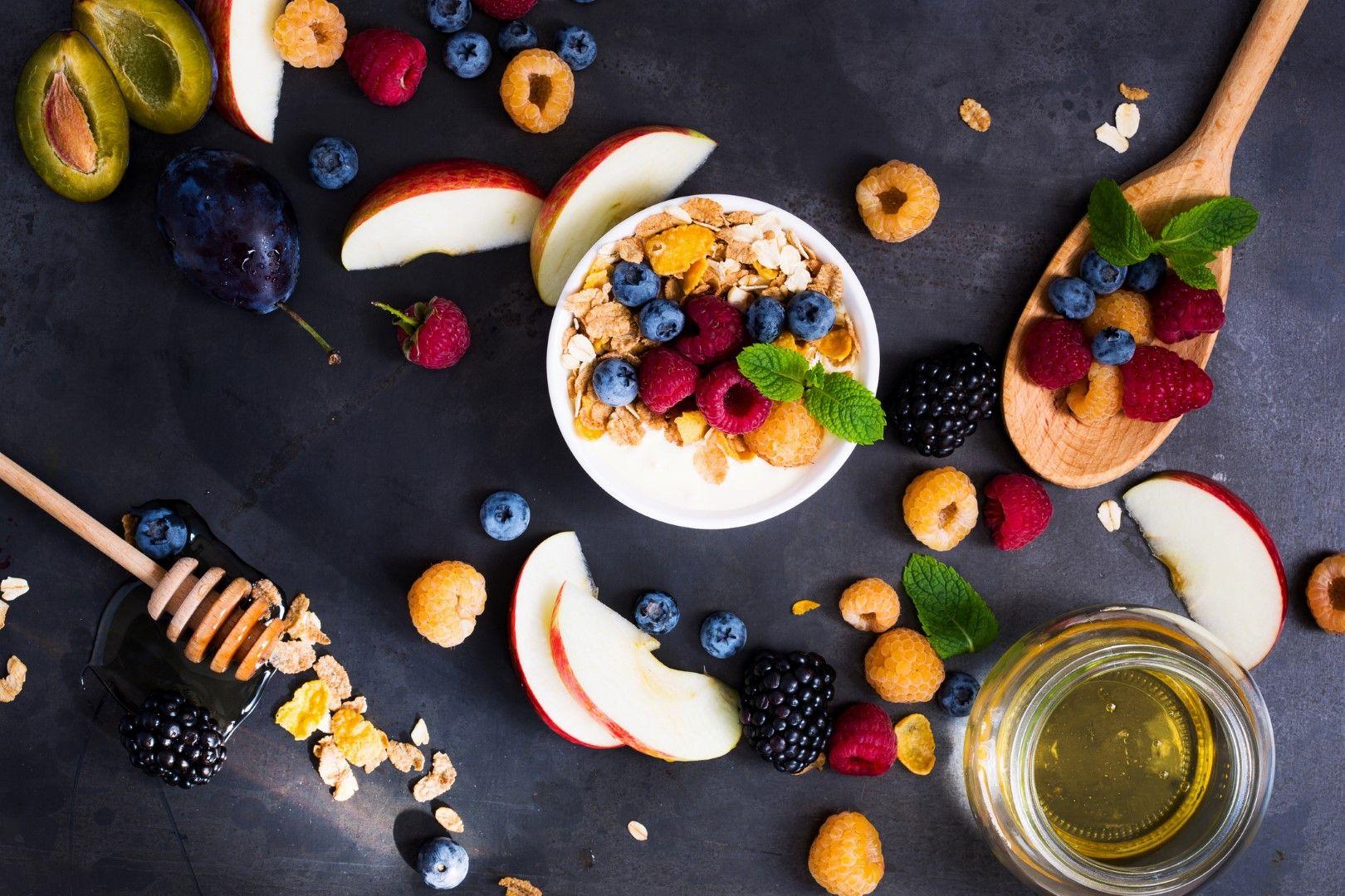 colazione per dimagrire vegani