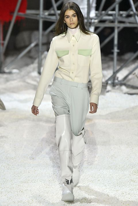 1ff8543727ee82 Pantaloni inverno 2019  i modelli over dalle sfilate