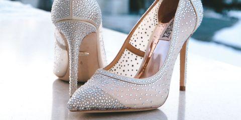 new styles 241cf 1ae61 Scarpe da sposa bianche: 26 modelli da cerimonia tradizionali