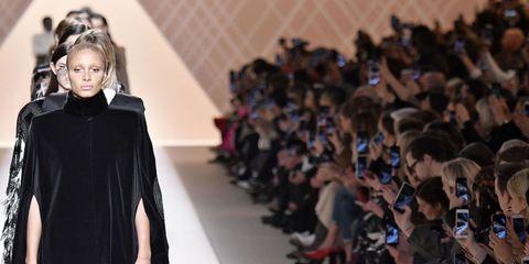 Milano fashion week 2018 Fendi
