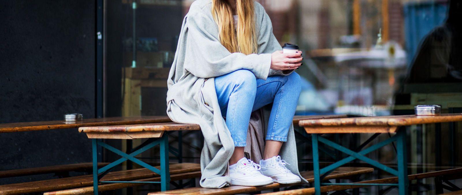 Sneakers bianche: una tendenza di successo che parte da lontano