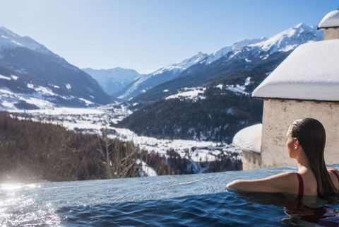 Festa della donna 2018 9 offerte spa per festeggiarlo alle terme - Terme bormio bagni vecchi offerte ...