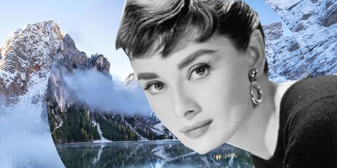 Taglio capelli medio 2018: a caschetto come quello che aveva Audrey Hepburn a 20 anni