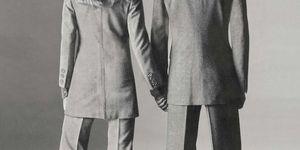 Italiana - L'Italia vista dalla moda 1971-2001, copertina libro, Oliviero Toscani, Unilook, 1971/Instagram